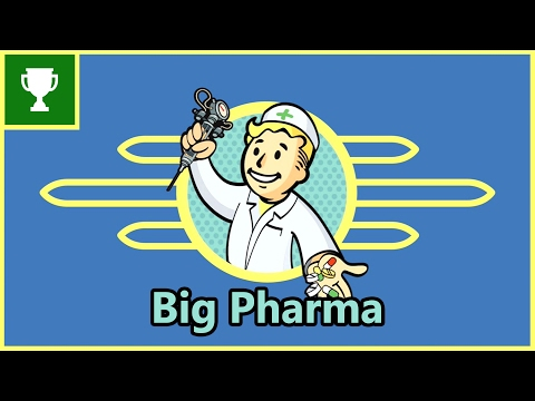 Fallout Shelter - Big Pharma - Achievement Guide