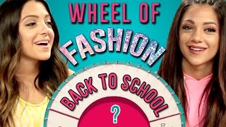 Niki And Gabi's Back to School OOTD Challenge