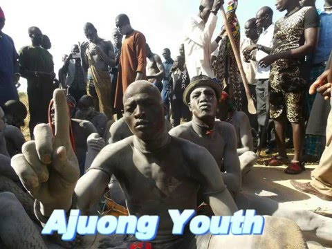 Ajuong Youth of Gualla