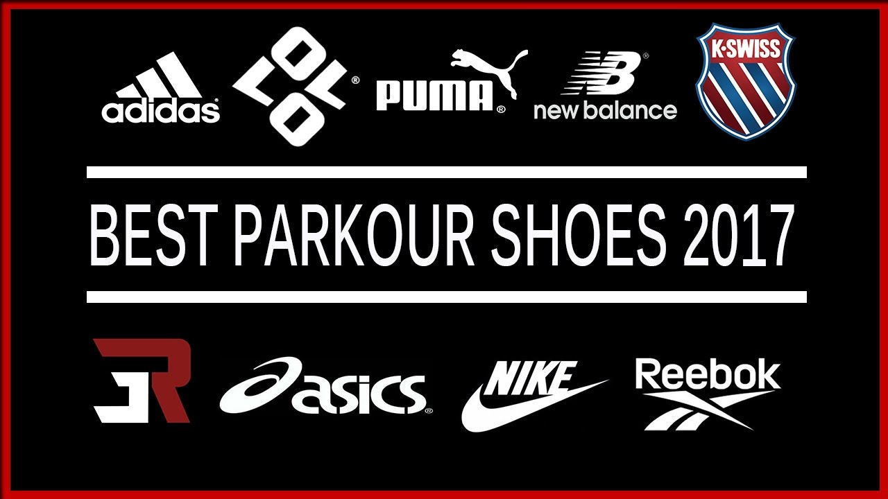 BEST PARKOUR SHOES 2017 - YouTube 27ced1b97
