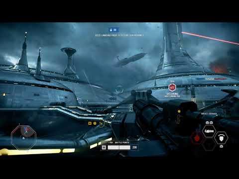 Star Wars Battlefront II Multiplayer - Galactic Assault  - Kamino