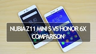 Nubia Z11 Mini S vs Honor 6X- Detailed Comparison