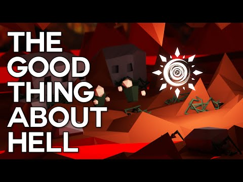 The Good Thing About Hell - Swedenborg and Life