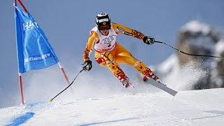 John Kucera downhill gold (WCH Val d'Isere 2009)