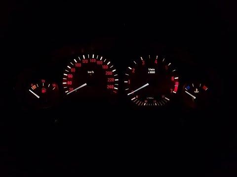 How To Change Instrument Cluster Colour / Cum Sa Schimbi Culoarea La Ceasuri Din Bord BMW E36
