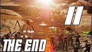 THE END [Game] Starship Troopers episode 11, mission Brain Bug