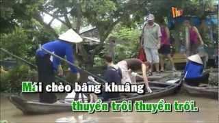 karaoke HD huyền thoại hồ núi cốc