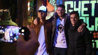Coutinho, Firmino and Moreno v Ghetto Golf | Who will be the LFC champion?