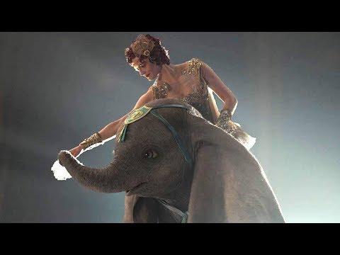 【NG】來介紹一部正妹騎小象上下搖擺的電影《小飛象 Dumbo》