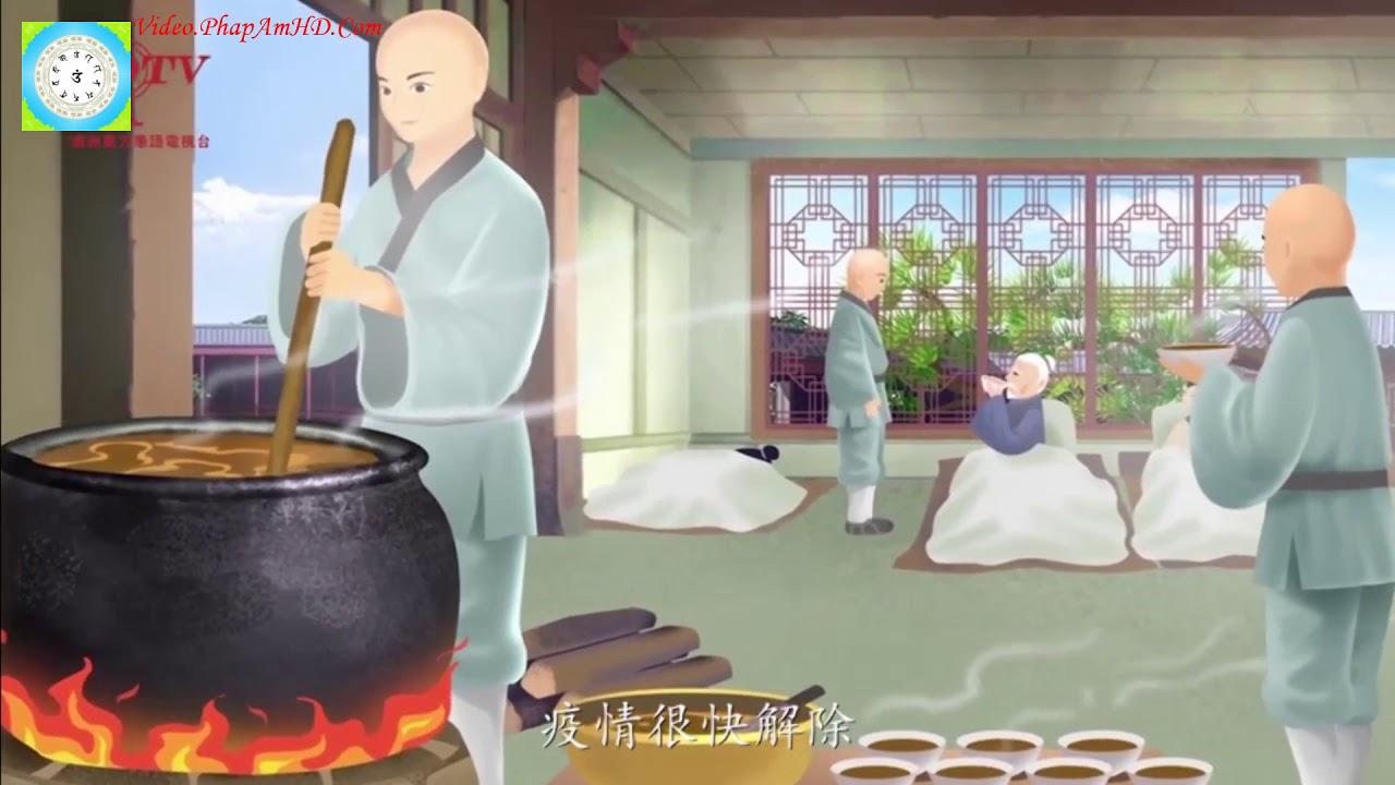 QUAN ÂM THÍ DƯỢC, Phim Hoạt hình Phật Giáo, Pháp Âm HD VQ R