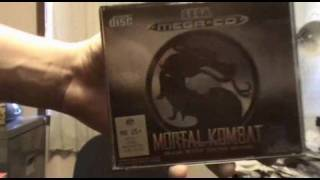 TMK Review - Mortal Kombat Sega CD / Mega CD
