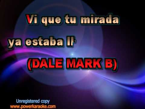 DESPACITO ANTHONY SANTOS FT  MARK B KARAOKE