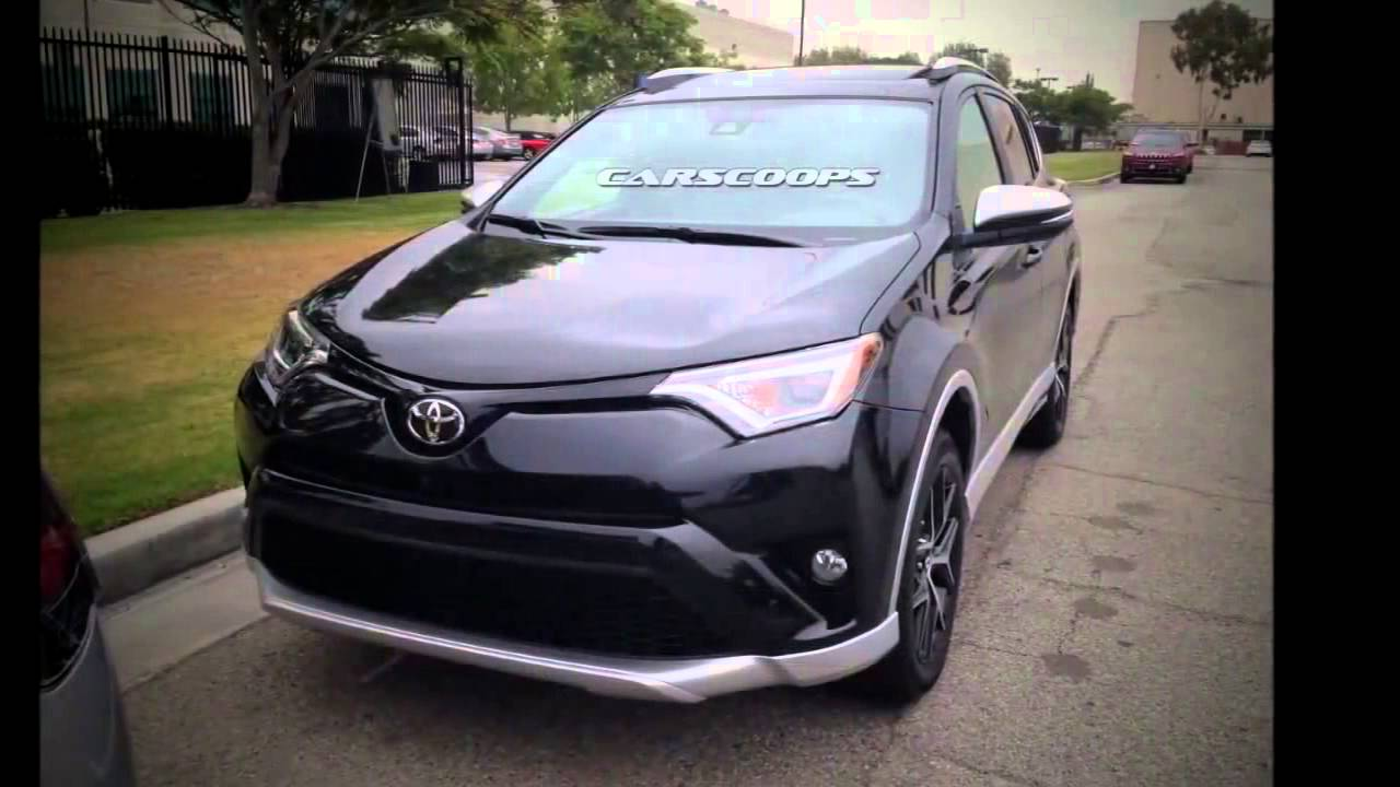 2016 Toyota Rav4 Hybrid Review Rendered Price Specs Release Date You