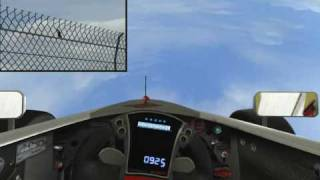 rfactor australia jf3 edmonton flying lap