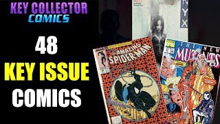 Key Issue Comics In My Collection - 1st Appearances & Favorites
