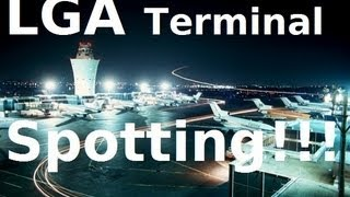 lga terminal spotting