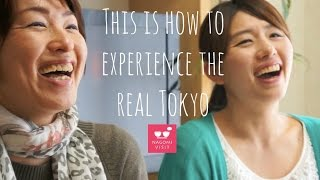 This is how to experience the real Tokyo (English and Japanese subtitles)