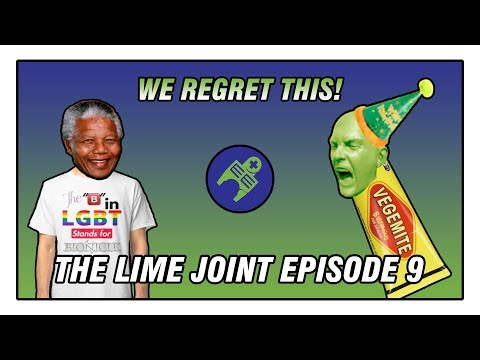 The Lime Joint: 9 - WE REGRET THIS! ft. William Bruning