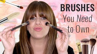 Makeup Brushes Every Woman Should Own & Exactly How to Use Them