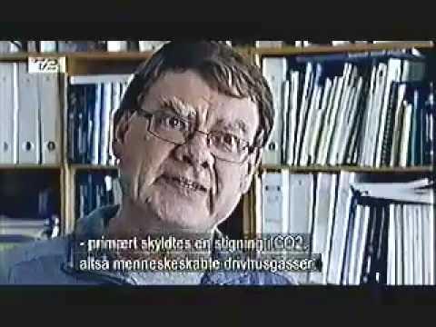 Henrik Svensmark - Galactic Cosmic Rays causes climate change