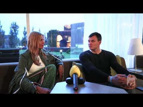 Õhtuleht Kuressaare Merepäevadel: Anu Saagim & Madis Kallas & Kerli LIVE