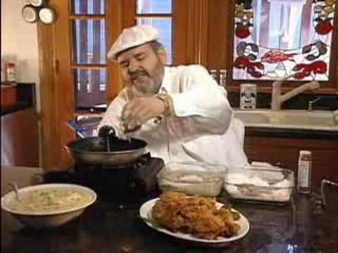 The Magic Of Chef Paul - Magic Fried Chicken