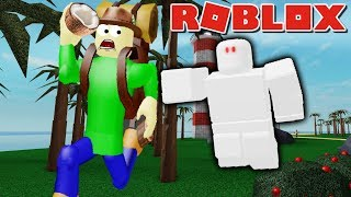 🏝THE PERFECT EDUTAINMENT CAMPING TRIP EVER! (with Baldi & his friends) | Roblox Camping: The Island