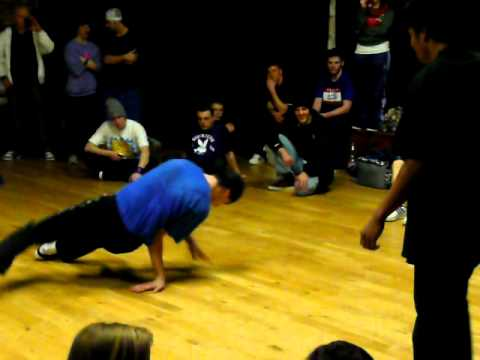 Kool Herc Benefit Gig, Rayleigh, Essex....bboy battle over 16s 2 mp3
