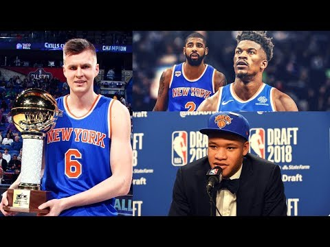 Why The Knicks Are 2020 NBA CHAMPIONS!
