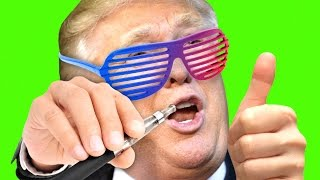 DONALD TRUMP VAPE NATION (Counter-Strike Global Offensive Funny Moments)