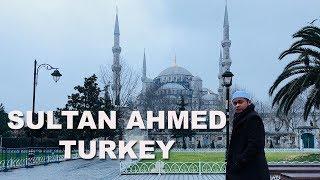 MASJID SULTAN AHMED | TRAVEL TURKEY 2018 (V1)