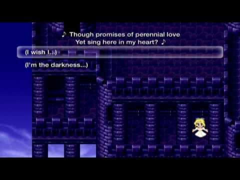 Final Fantasy VI iOS - Celes's Opera Scene