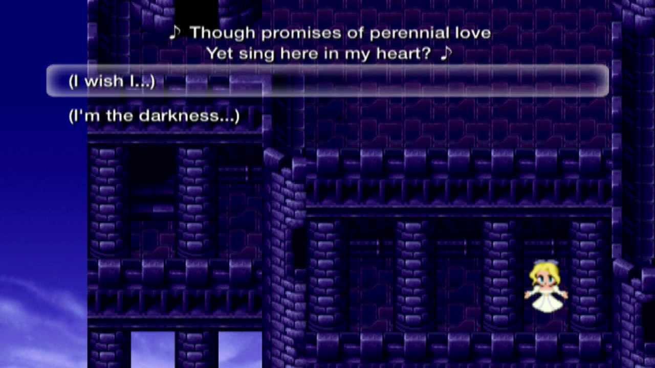 Final Fantasy VI IOS Celess Opera Scene YouTube
