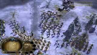 Lord of the Rings: Battle for Middle-Earth II [Gameplay HD] 16:9