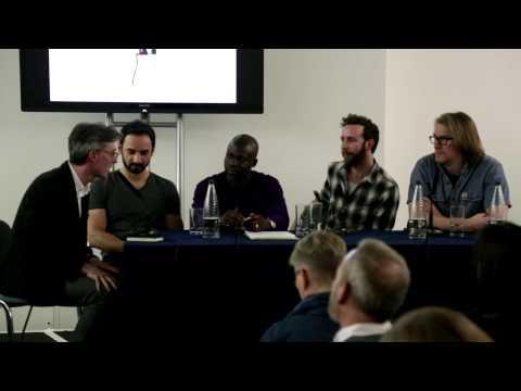 London Art Fair: Photo50 talk, 2015.