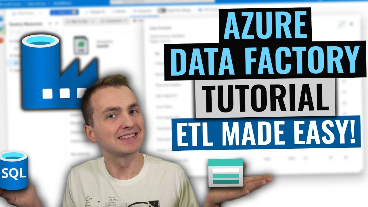 Azure Data Factory Introduction | Azure 4 Everyone | Adam