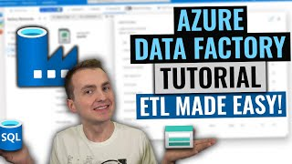 Gambar cover Azure Data Factory Tutorial | Introduction to ETL in Azure