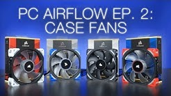 Which PC Case Fans Should You Use? ft. Corsair ML Fans