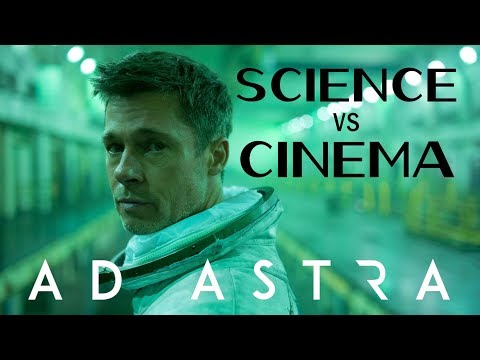 Science Vs Cinema: AD ASTRA
