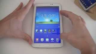 Test de la Samsung Galaxy Tab 3 (7.0 pouces)   par Top-For-Phone.fr