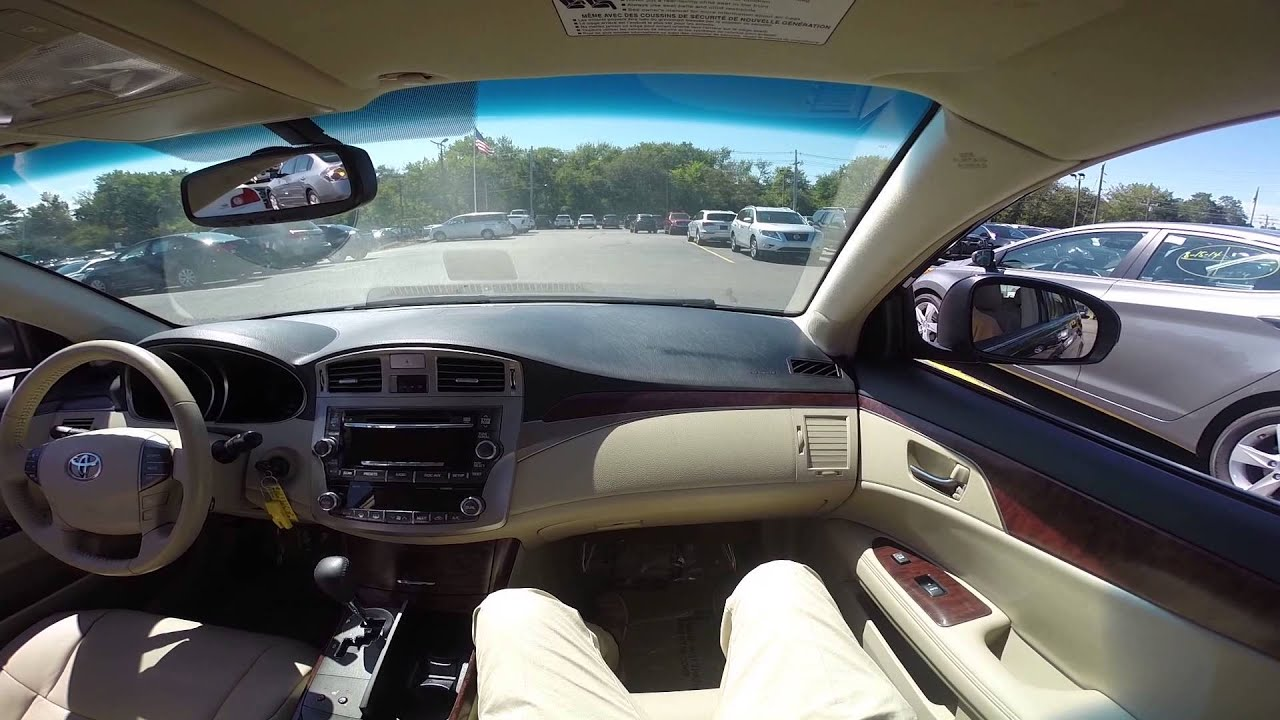 2011 toyota avalon for sale by north end motors 390 turnpike street canton ma 02021 youtube. Black Bedroom Furniture Sets. Home Design Ideas