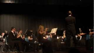 "CHHS Symphonic Band - Pre-Assessment concert - ""Abram"