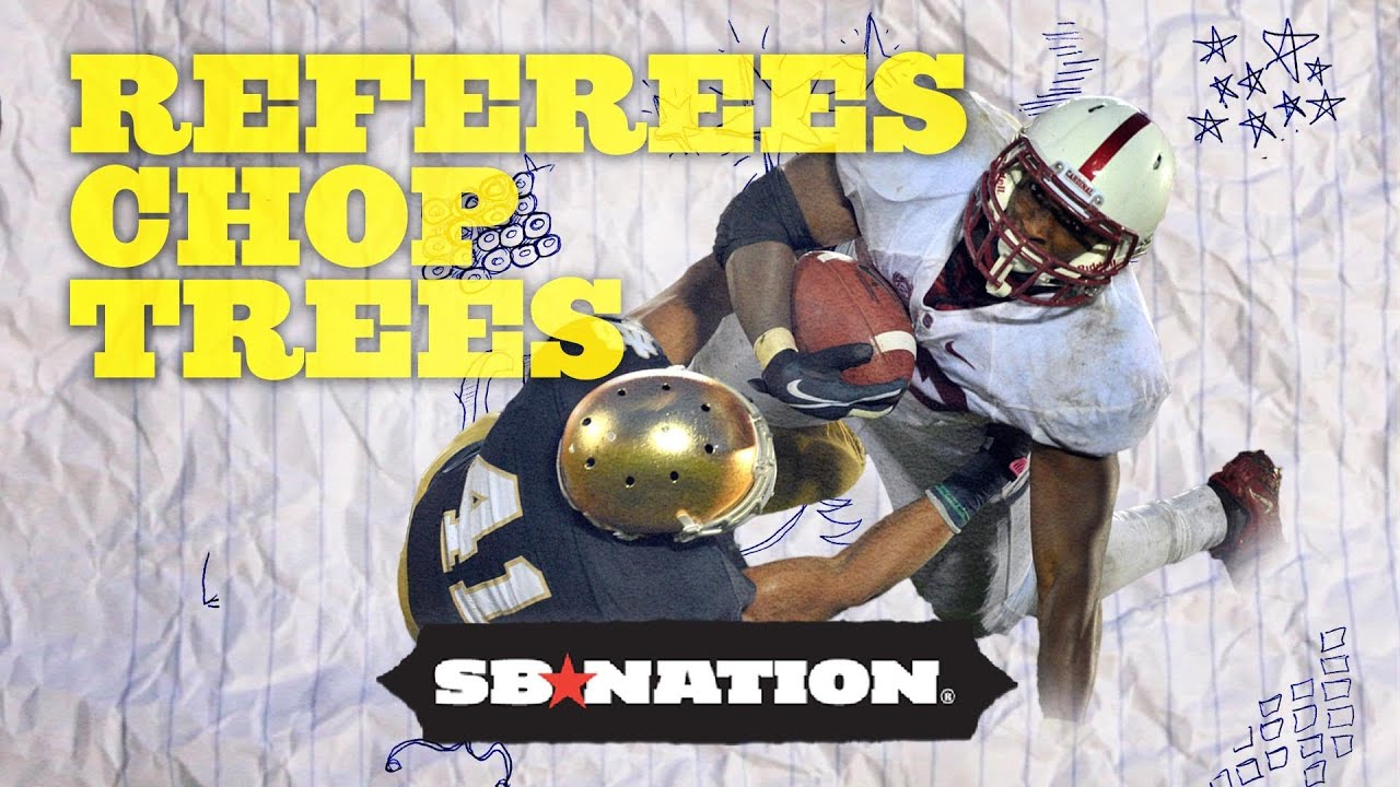 Notre Dame Stanford Refs Decide Game: College Football Cheat Sheet