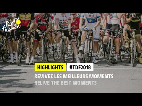 Best Moments - Tour de France 2018
