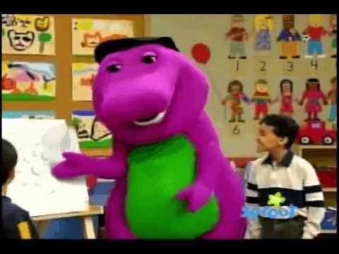 Barney and Friends - Aiken Drum