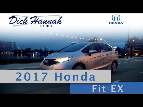 2017 Honda Fit Review   Dick Hannah Honda