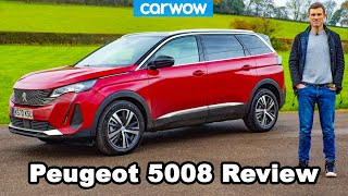 Peugeot 5008 2021 review - PARENTAL ADVISORY!