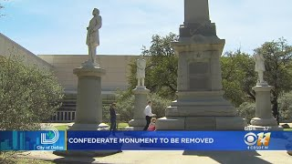 Dallas City Council Votes To Remove Confederate War Memorial The Dallas City Council voted 11 to 4 Wednesday evening to take it down., From YouTubeVideos