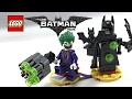 Lego Batman Movie Blind Bag Opening and The Joker Battle Training Set 30523