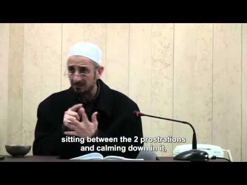 10- Prayers Pillars | Al-Shafi